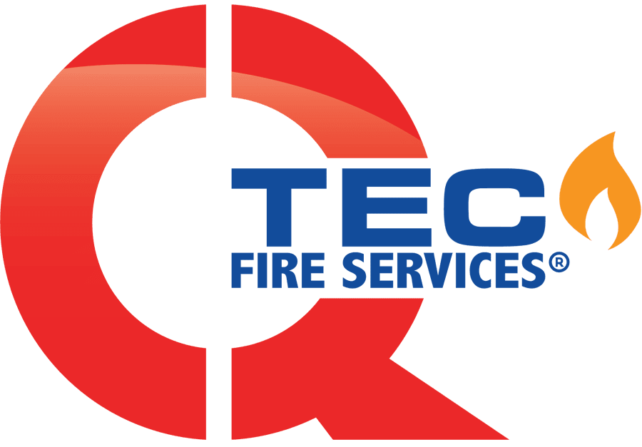 Qtec Fire Services | Fire Suppression Systems & Training Logo